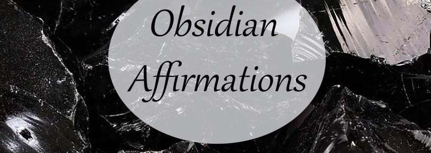 Obsidian Affirmations