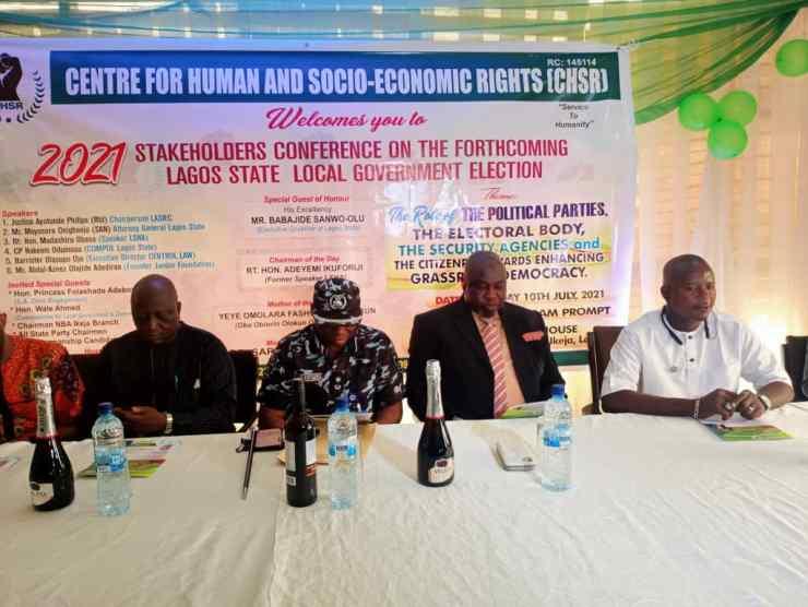LG Poll: Adeyemi Ikuforiji Sends Message To Politicians, Stakeholders-Crystal News