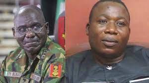How Tukur Buratai Reportedly Planned Sunday Igboho's Arrest-Crystal News