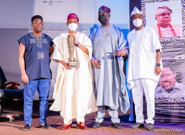 Ondo Government Honour Aregbesola With Cultural Award