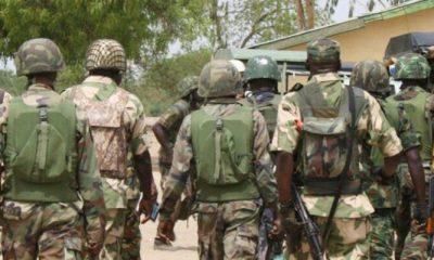 See Full List 16 Nigeria Army Generals 'Unjustly Sacked'