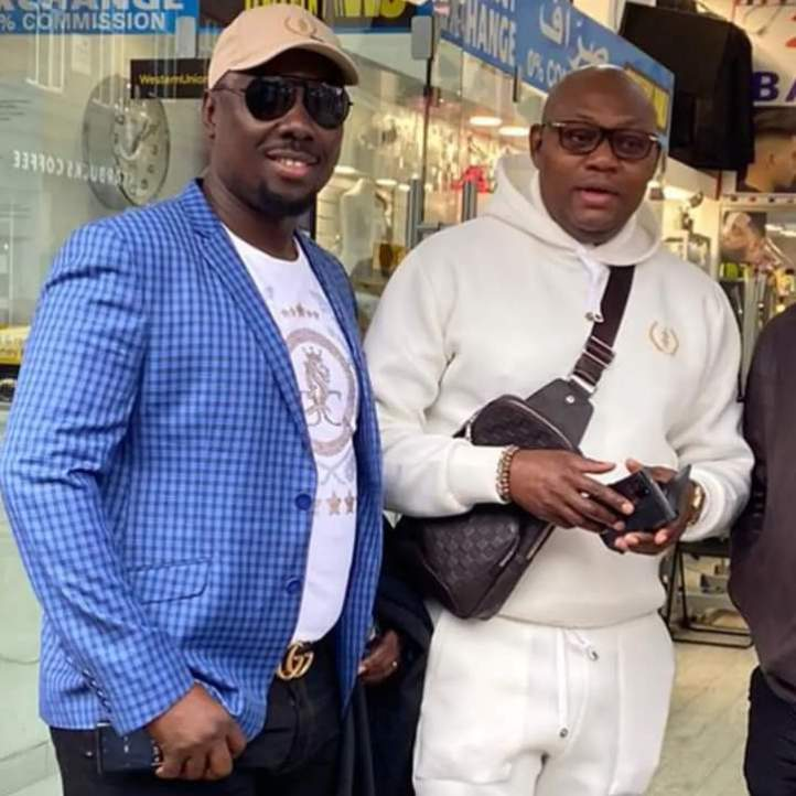 London Top Designer, Abiodun Odukoya Clothes Obi Cubana