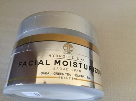 asana moisturizer