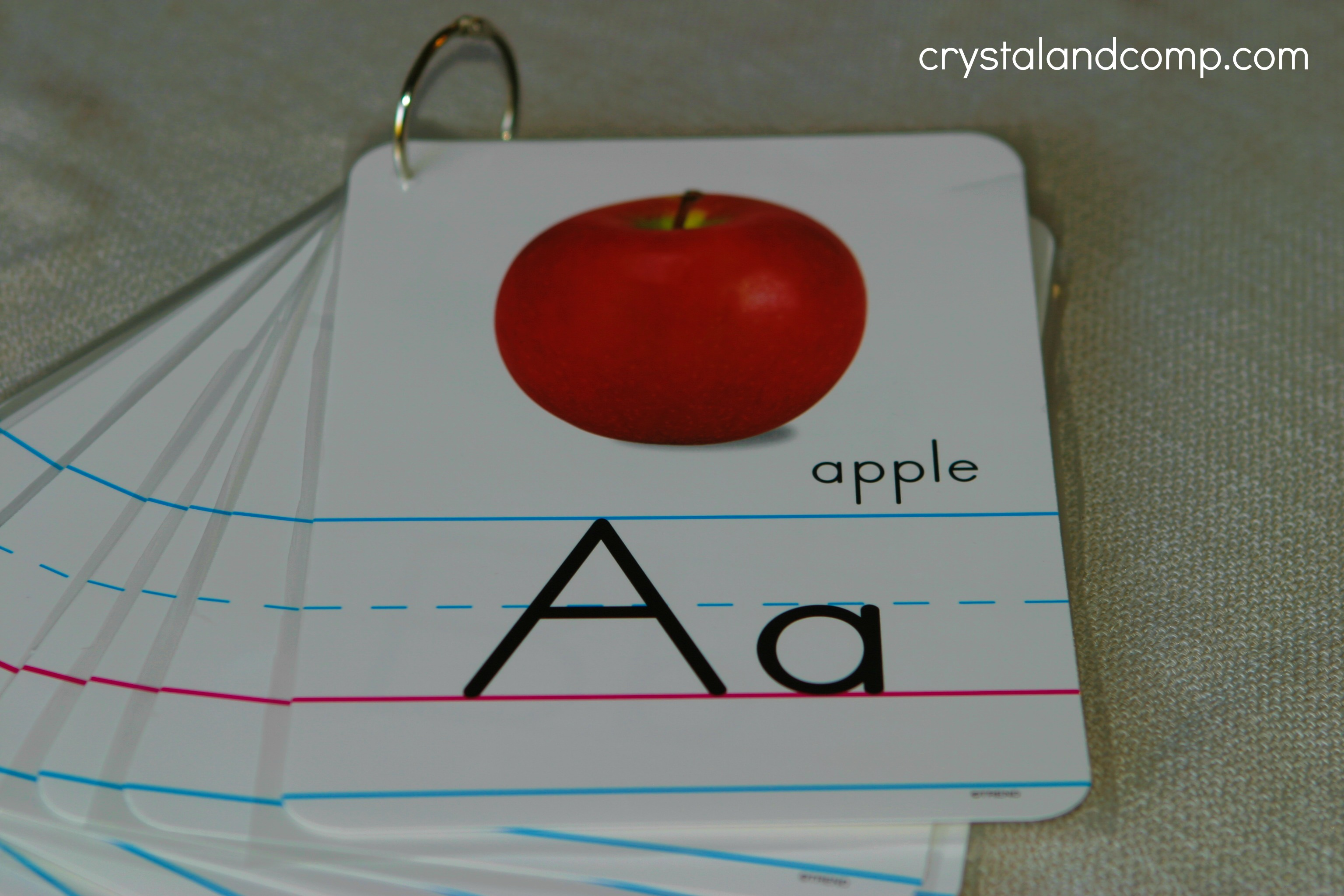 Teach Your Preschooler Their Abcs