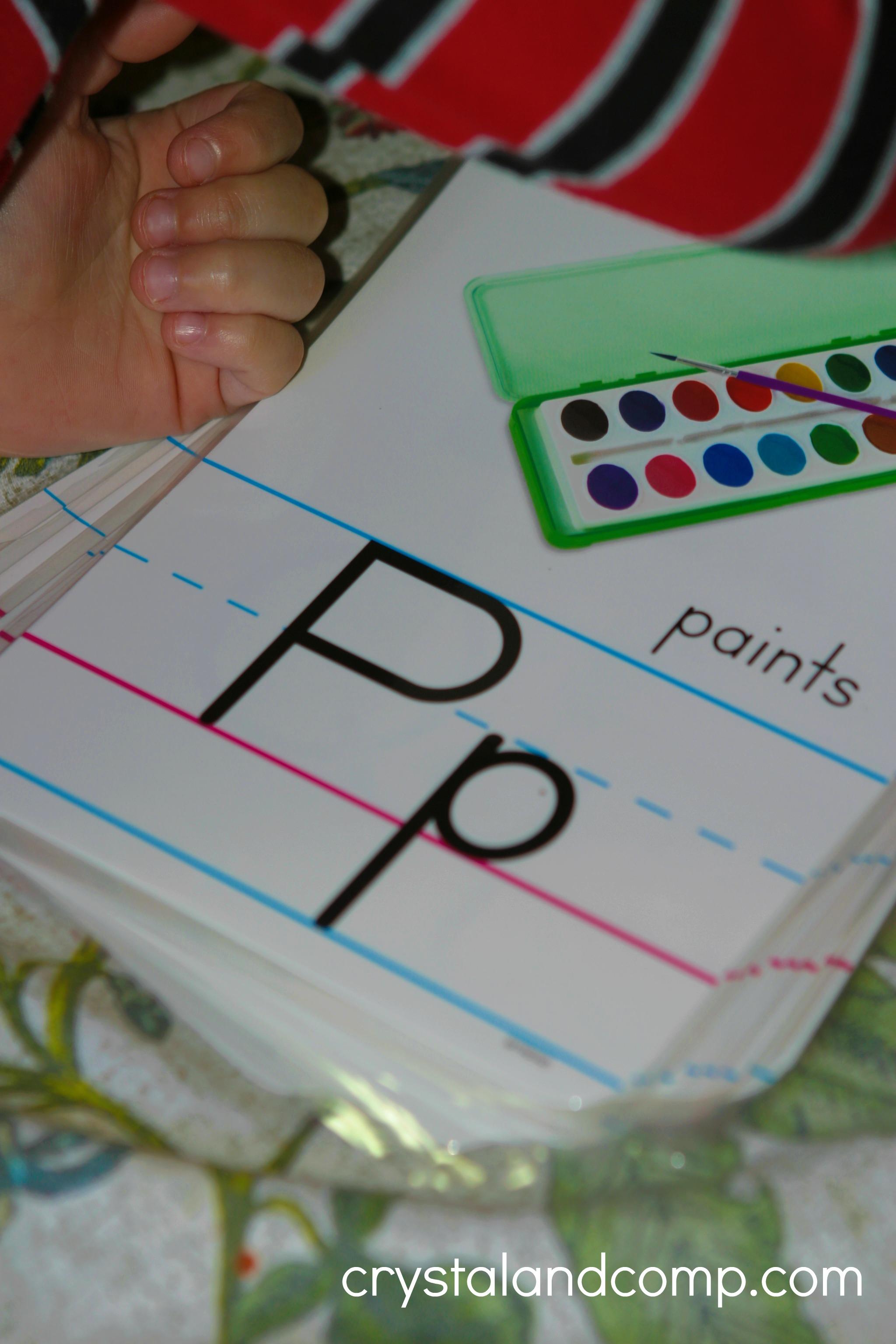 Preschool Letter Worksheets Thanksgiving Preschool Worksheet