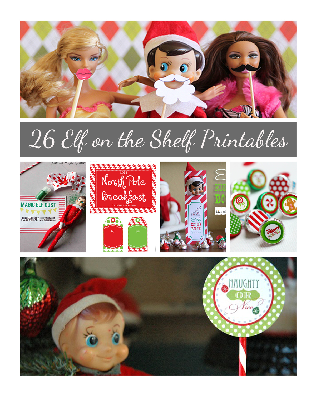 Search Results For Free Elf Printouts Calendar