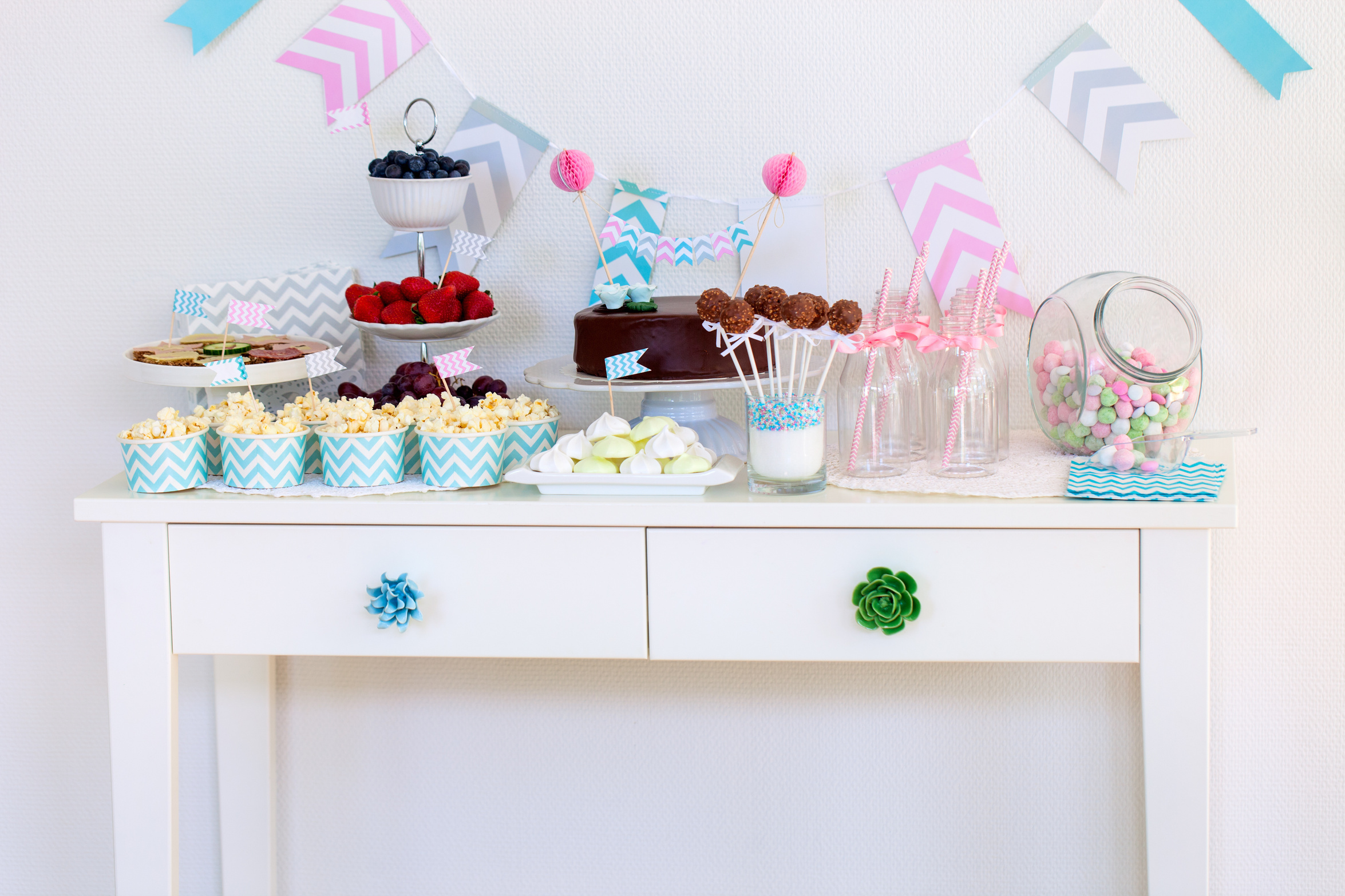 Tips For Decorating A Baby Shower