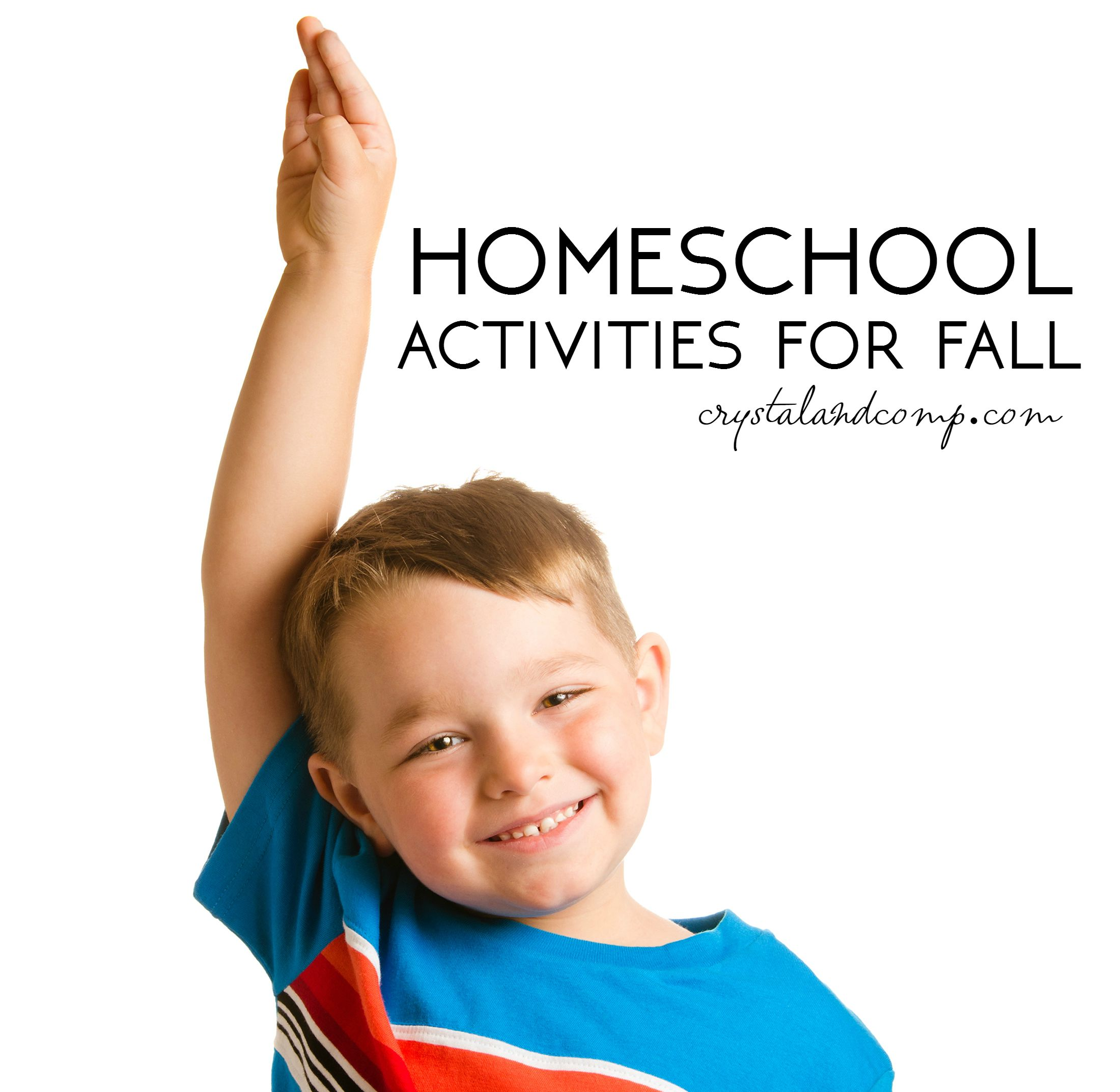 Fall Inspired Homeschool Printables And Activities