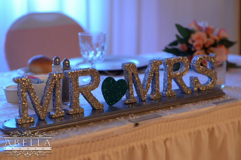 Glitterfest! Real Inspiration From Top New Jersey Wedding