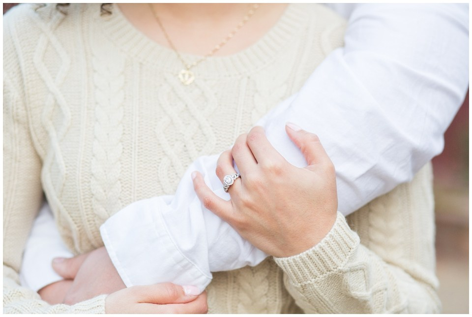 A Colonial Williamsburg Engagement | Virginia Wedding Photographer | Crystal Belcher Photography