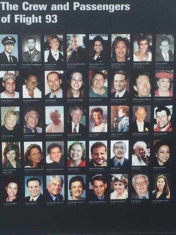 Flight 93 Victims