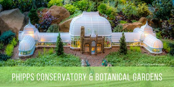 Phipps Conservatory And Botanical Gardens Pittsburgh Pennsylvania Crystal Carder