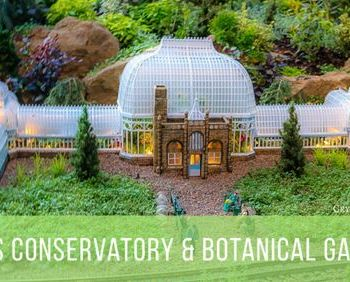 Phipps Conservatory and Botanical Gardens Pittsburgh, Pennsylvania