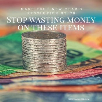 Save Money in 2017 By Cutting Down On Wasteful Spending