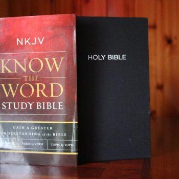 NKJV Know The Word Study Bible Review