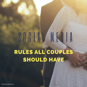 Social Media Rules You Should Have With Your Spouse