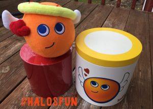 Have Some HalosFun With Halos Cupids