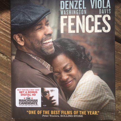 Fences Movie Denzel Washington and Viola Davis