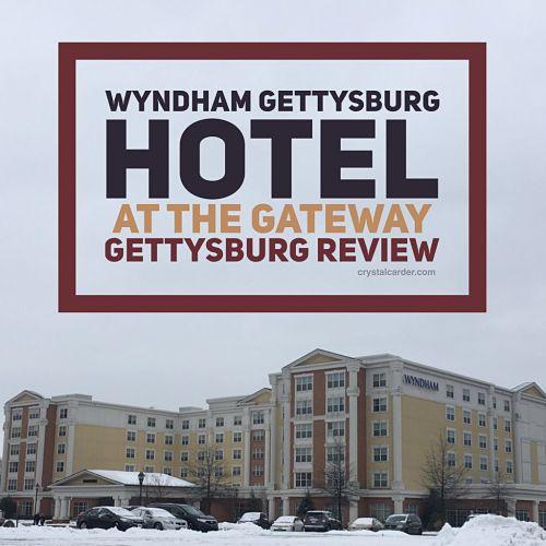 Wyndham Gettysburg Hotel At the Gateway Gettysburg Review