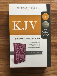 KJV Compact Thinline Bible Review