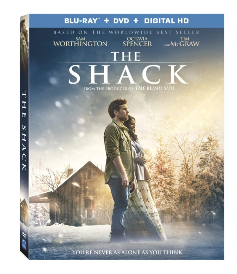 The Shack DVD Giveaway!!