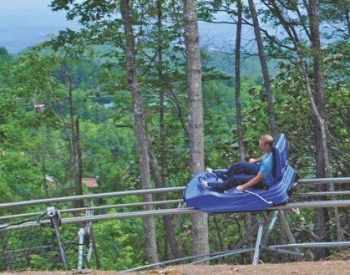 Ober Gatlinburg Mountain Coaster