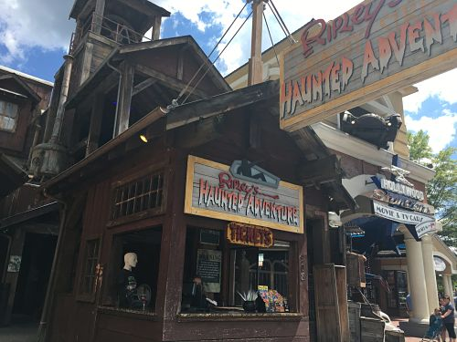 Ripley's Haunted Adventure
