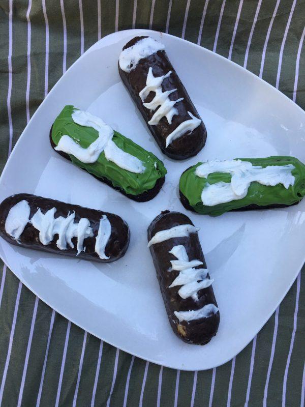 Twist On Twinkies Football-Inspired