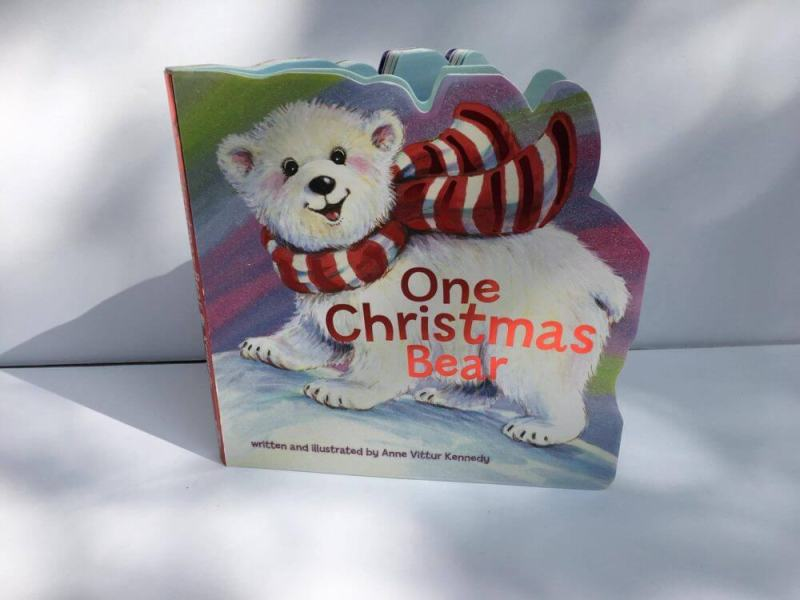 One Christmas Bear By Anne Vittur Kennedy Children's Book Review