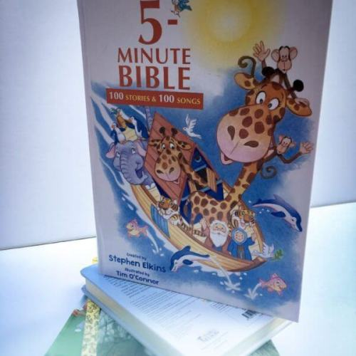 5-Minute Bible Stories Review