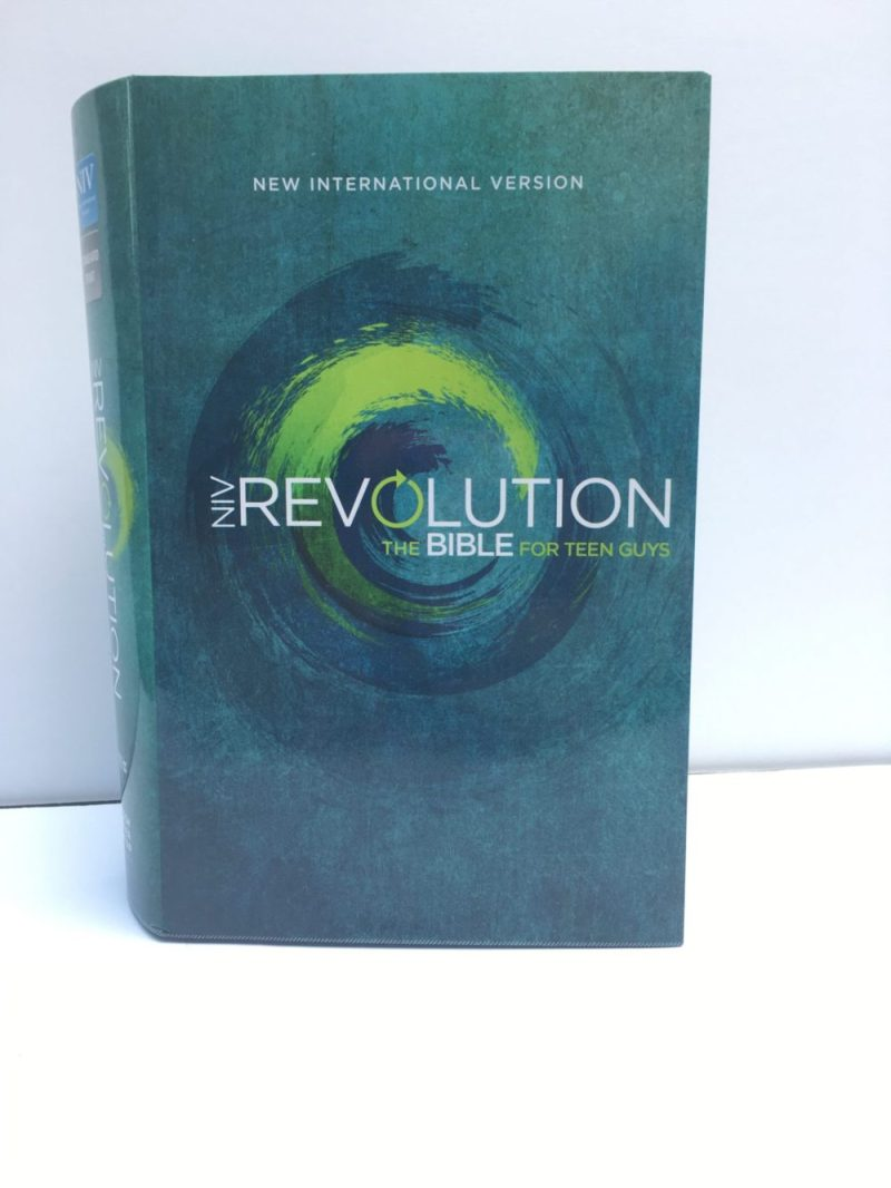 NIV Revolution Bible The Bible For Teen Guys Review