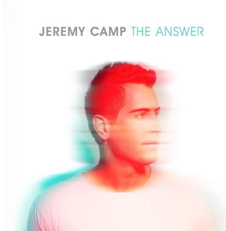 Check Out Jeremy Camp's The Answer and Enter a Special Giveaway #TheAnswer #FlyBy