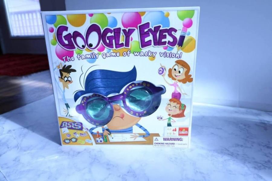 Googly Eyes Goliath Games