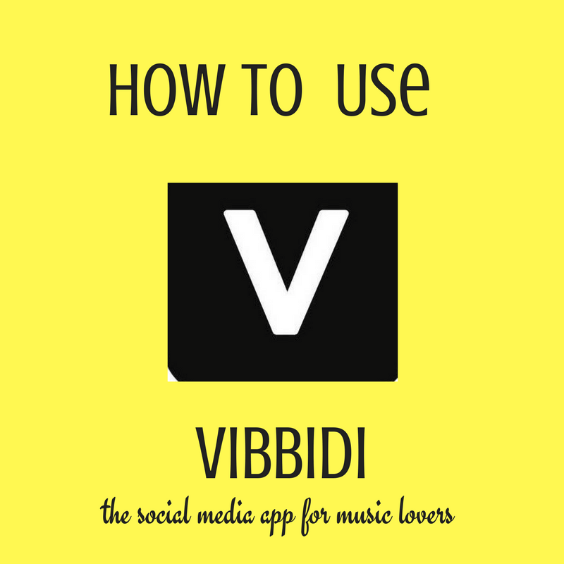 HOW TO USE VIBBIDI STEP BY STEP GUIDE
