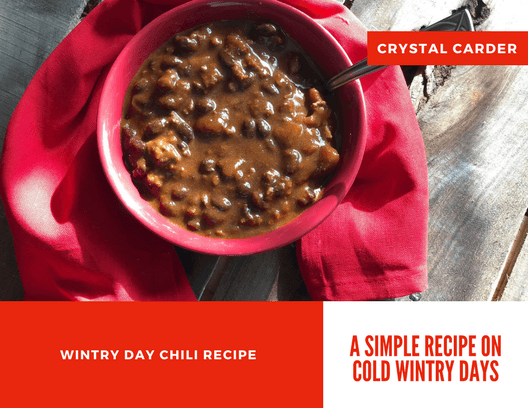 Wintry Day Chili