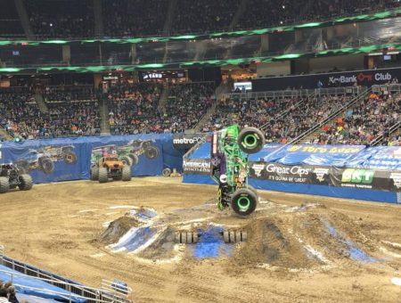Monster Jam Triple Threat Series Came to Pittsburgh and We Can't Stop Talking About It