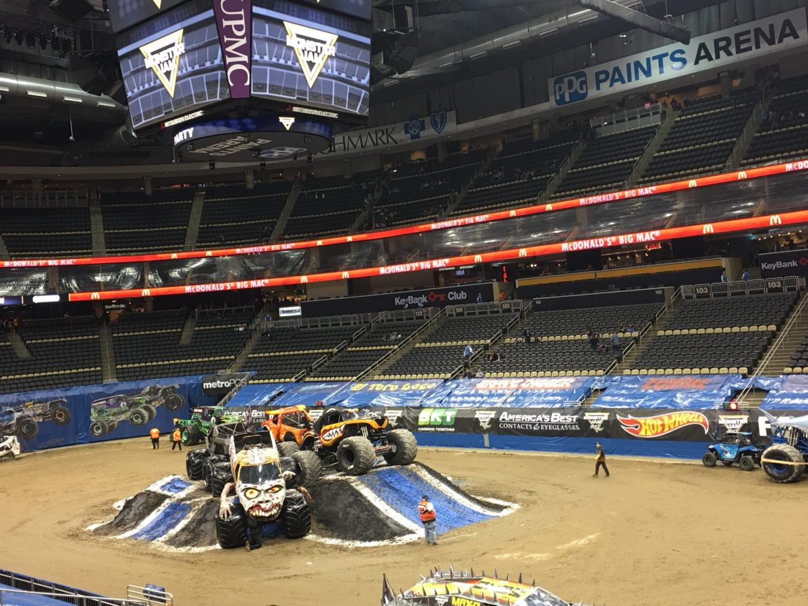 Monster Jam Triple Threat Series Came to Pittsburgh and We Can't Stop Talking About It 83