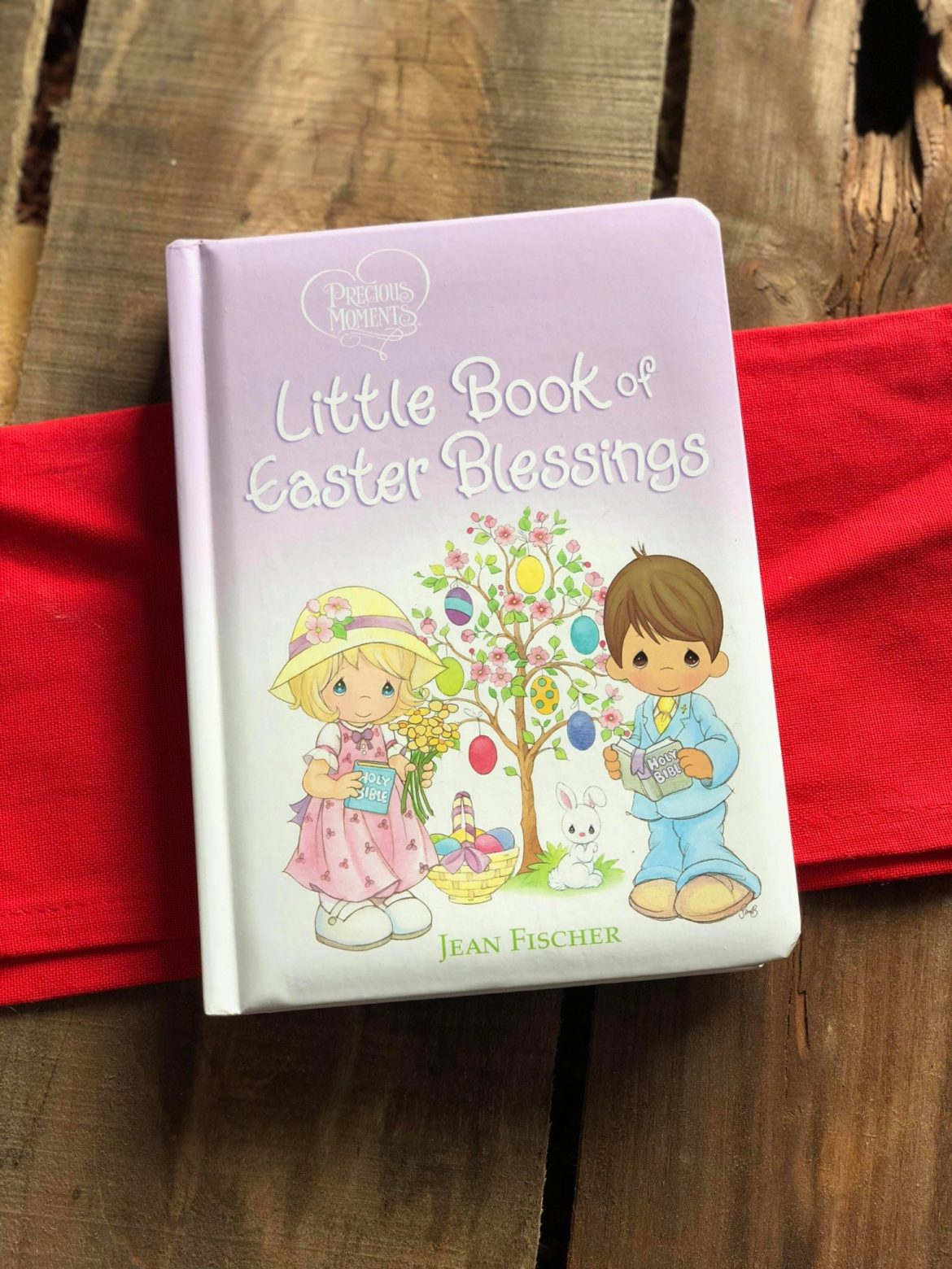 Precious Moments Little Book of Easter Blessings