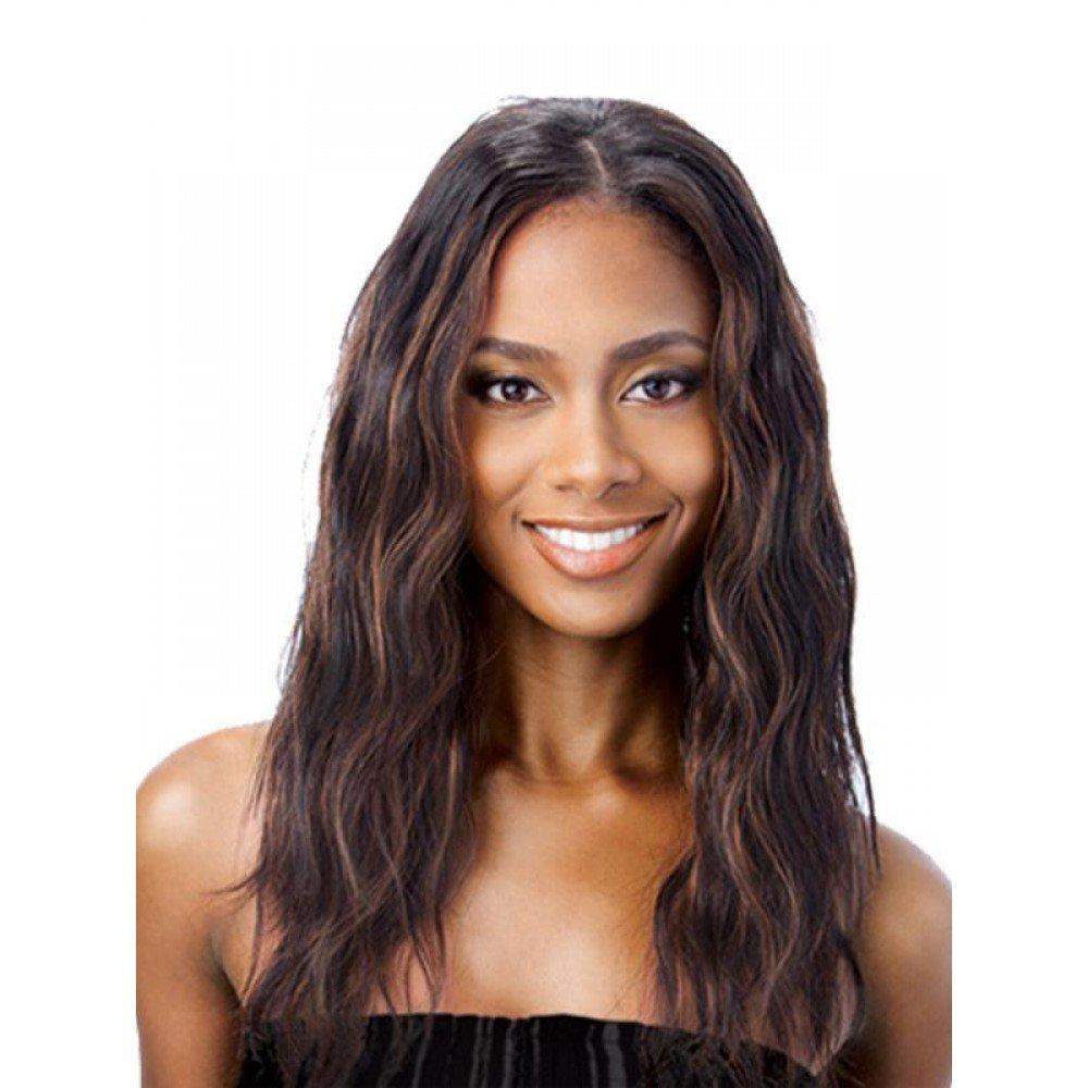 Black Hairspray Weave Hair ad