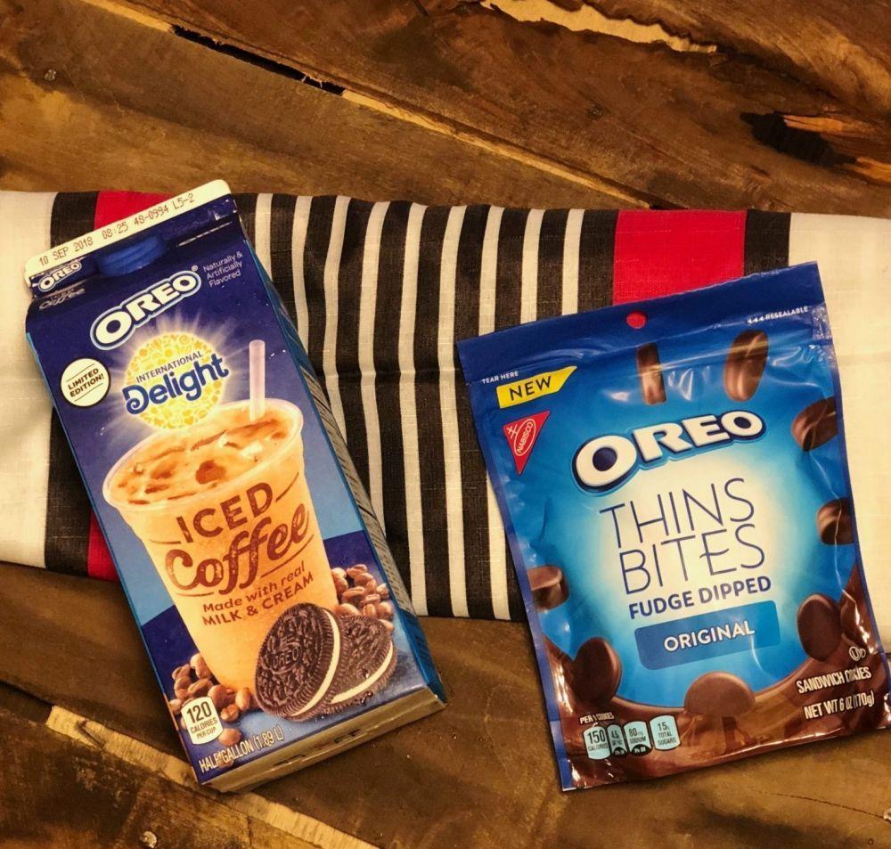 OREO ID Iced Coffee OREO Thin Bites