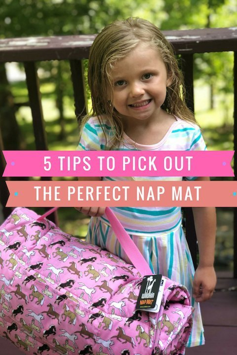 Picking Out The Perfect Nap Mat: 5 Things You Should Always Look For & Why We Choose Wildkin Nap Mats