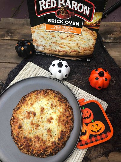 Halloween Chaos – Solved With Red Baron Pizza 75