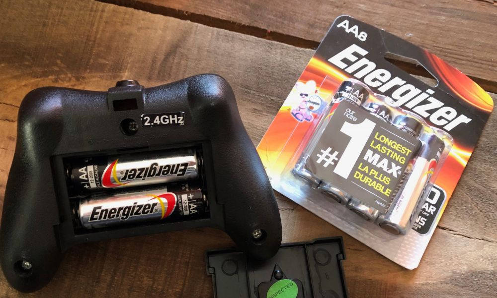 Energizer® MAX batteries are the number one longest lasting batteries