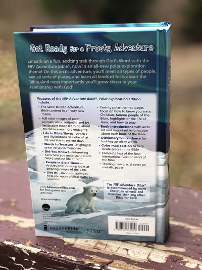 NIV Adventure Bible Polar Exploration Edition Review and Giveaway 75