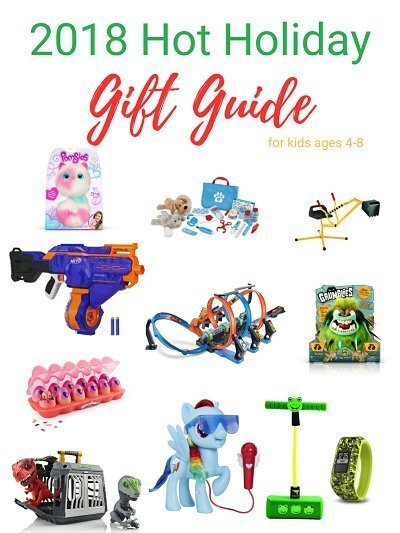 2018 Holiday Gift Guide: Most Wanted Items for 4-8 Year Olds