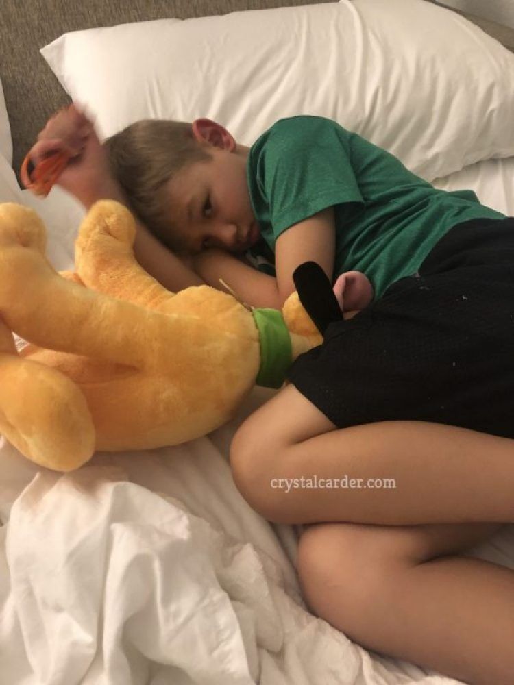 child is constantly sick what should you do