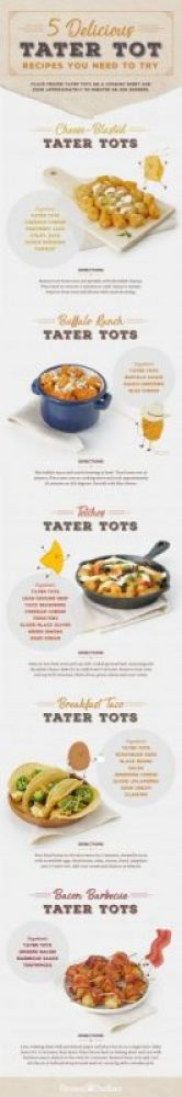 delicious tater tot recipes