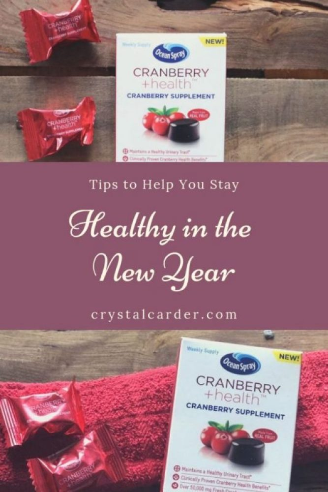 ad tips to help you stay healthy in the new year