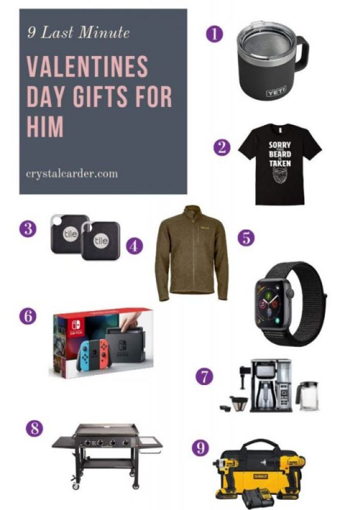 9 Last Minute Valentines Day Gifts for Him You Can Buy with Amazon Prime 74