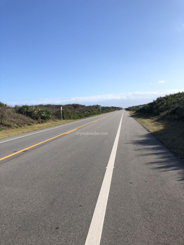 getting to south Ponte verdra beach